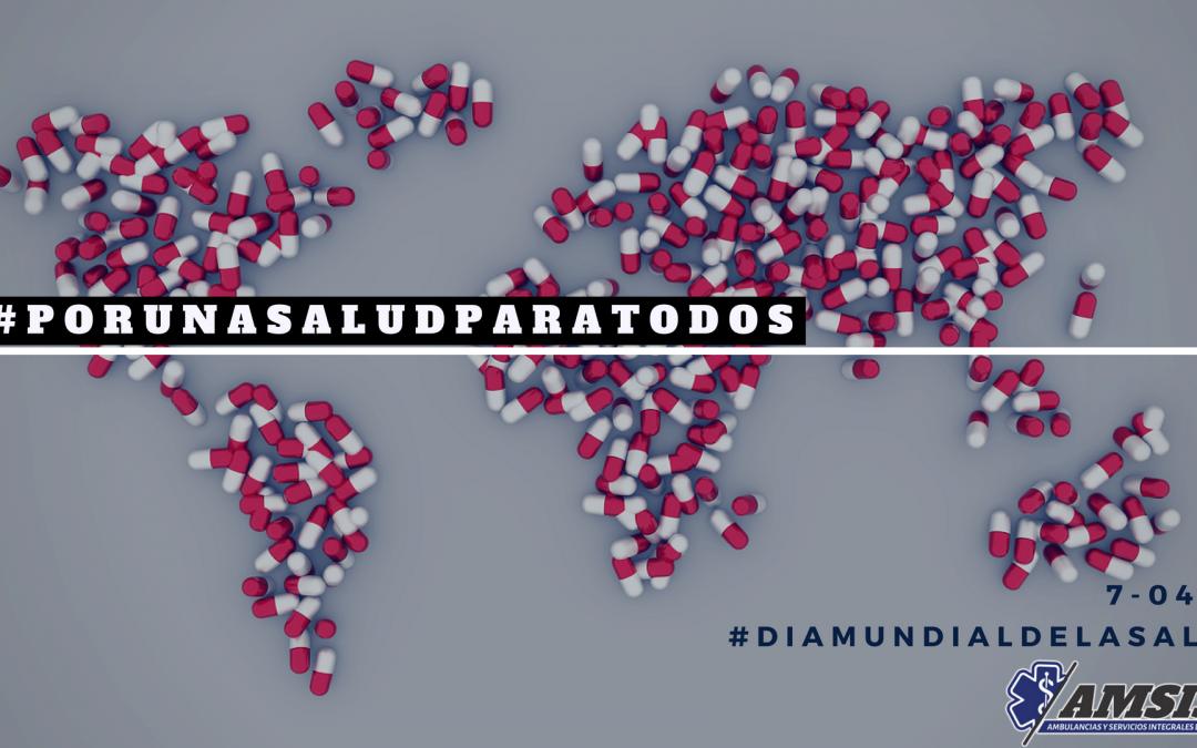 DÍA MUNDIAL DE LA SALUD 2018