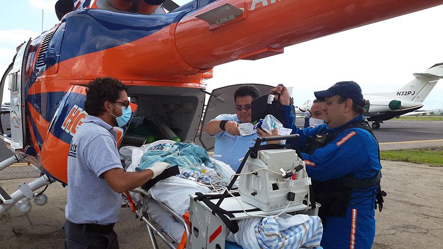 Nosotros Ambulancias Amsis