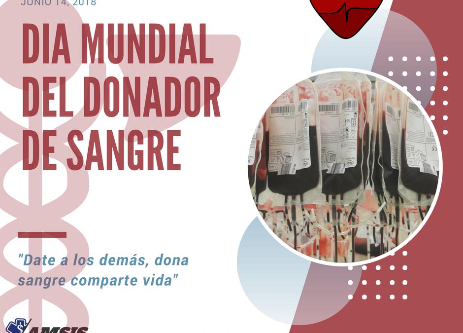 Día Mundial del Donante de Sangre